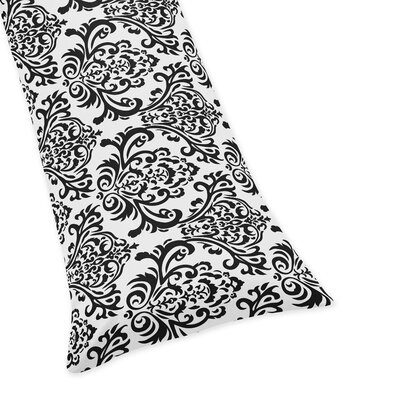 Sloane Damask Body Pillow Case