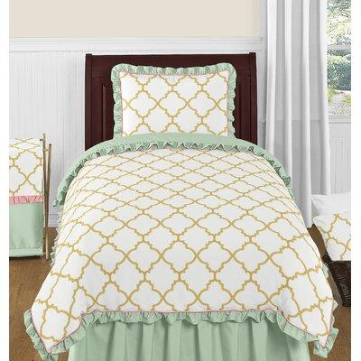 Ava 4 Piece Comforter Set