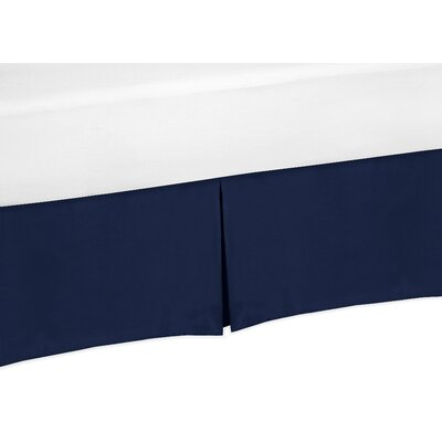 Whale Bed Skirt Size: Twin