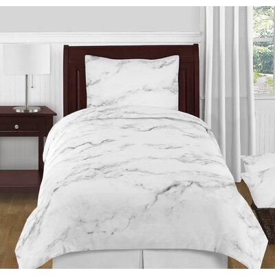 Marble 4 Piece Comforter Set