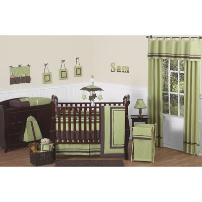 jojo green and brown hotel - decorating kids rooms