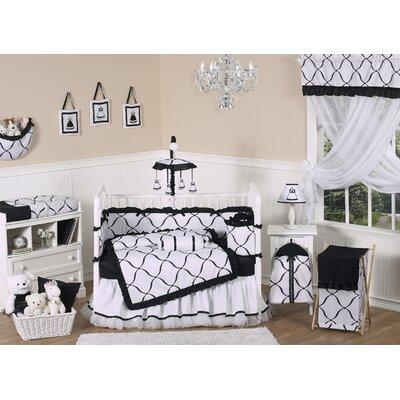 jojo black and white princess decorating kids rooms. Black Bedroom Furniture Sets. Home Design Ideas