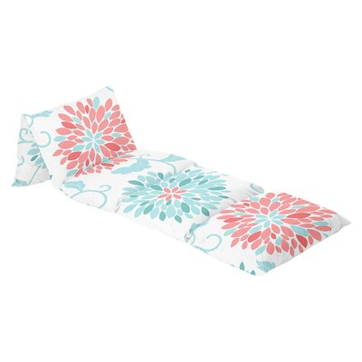 Emma Floor Pillow Lounger Cover