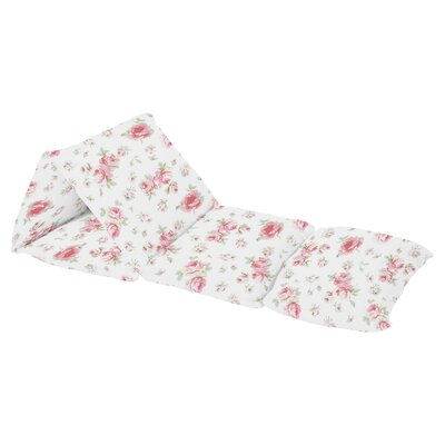 Rileys Roses 100% Cotton Floor Pillow Lounger Cover
