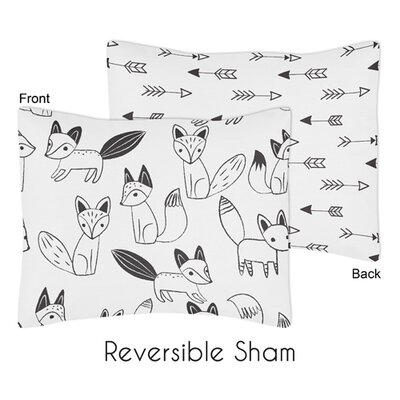 Fox Standard Pillow Sham