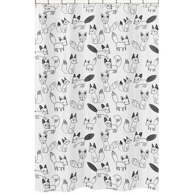 Fox�Shower Curtain