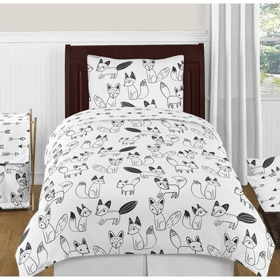 Fox Comforter Set