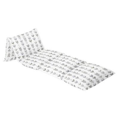 Mod Arrow Floor Pillow Lounger Cover