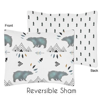 Bear Mountain Standard Pillow Sham