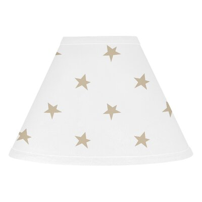 Celestial 10 Fabric Empire Lamp Shade