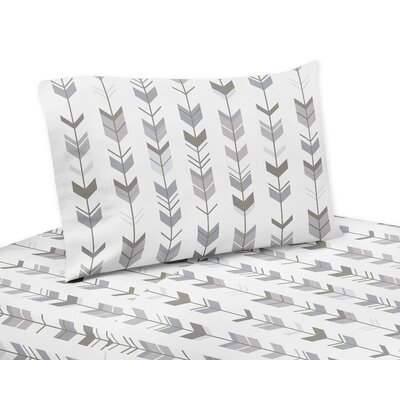 Mod Arrow Sheet Set Size: Twin