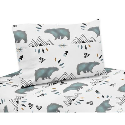Bear Mountain Sheet Set Size: Twin