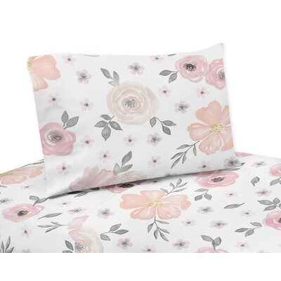 Floral Sheet Set Size: Queen