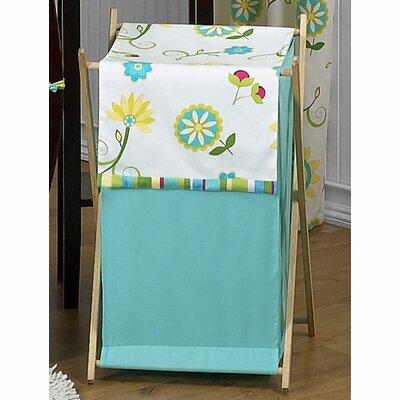 Sweet Jojo Designs Layla Laundry Hamper