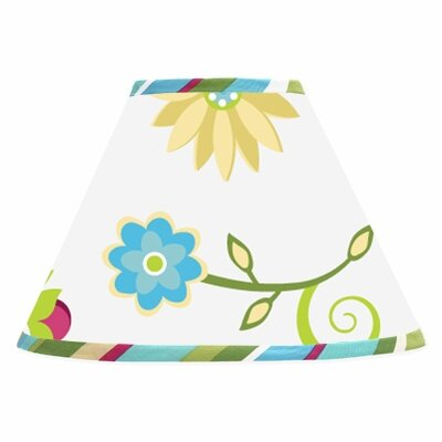 Layla 10 Cotton Empire Lamp Shade