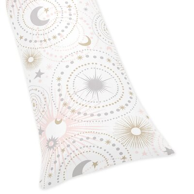 Celestial Body Pillow Case