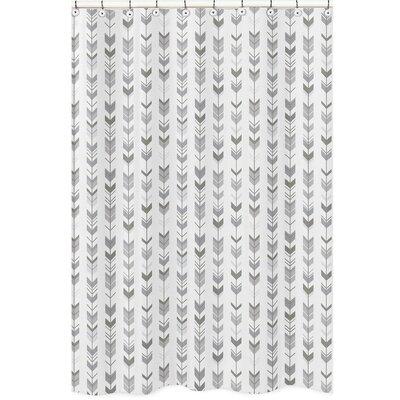 Mod Arrow Shower Curtain