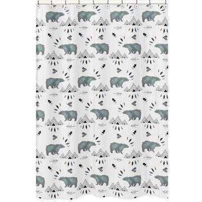 Bear Mountain Shower Curtain