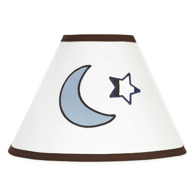 "Starry Night 10"" Cotton Empire Lamp Shade Lamp-StarryNight"