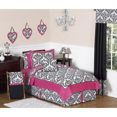 Living Room On Hot Pink Zebra Print Bedding By Judith Male Models Picture