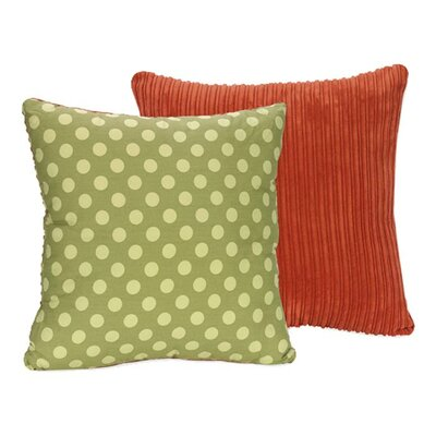 Forest Friends Throw Pillow