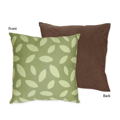 Jungle Time Throw Pillow