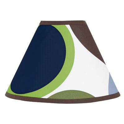 Designer Dot 7 Polyester Empire Lamp Shade