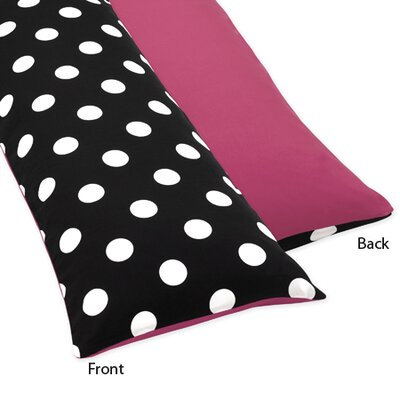 Hot Dot Body Pillowcase