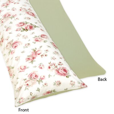 Rileys Roses Body Pillowcase