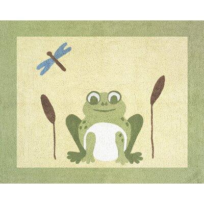 Leap Frog Floor Rug Rug Size: 26 x 3