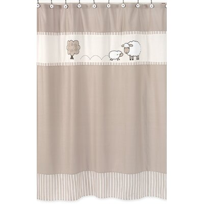 Little Lamb Shower Curtain