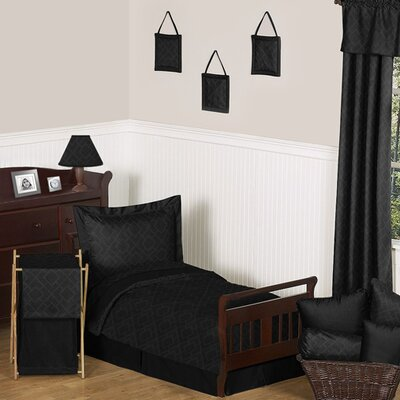 Black Diamond Toddler Bedding Collection