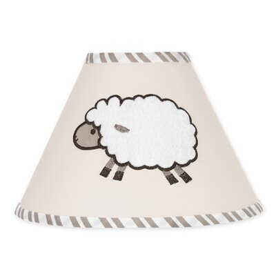 Little Lamb 7 Cotton Empire Lamp Shade
