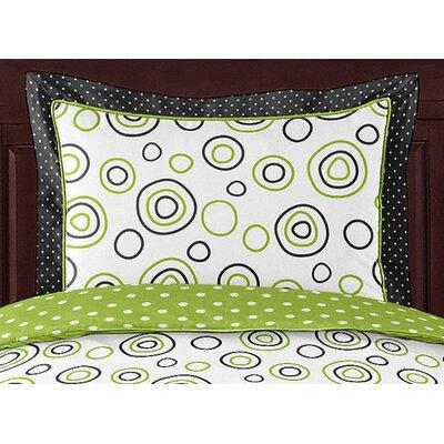 Spirodot Standard Pillow Sham