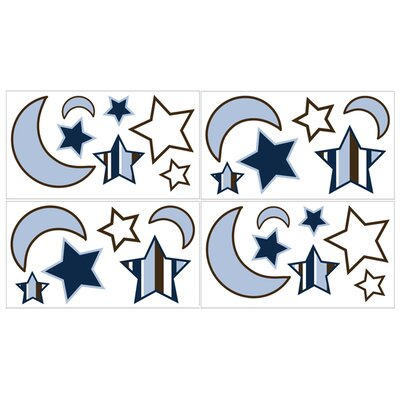 Starry Night Wall Decal Decal-StarryNight