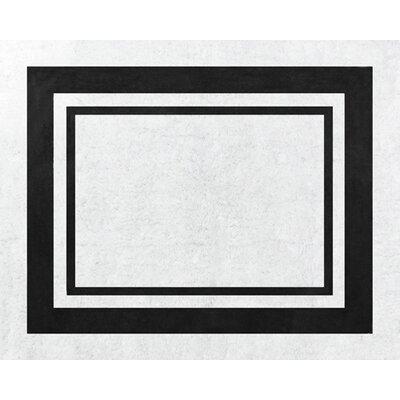 Hotel Floor Area Rug Rug Size: 26 x 3