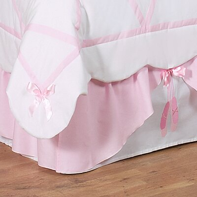 Ballerina Queen Bed Skirt