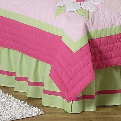 Flower Queen Bed Skirt