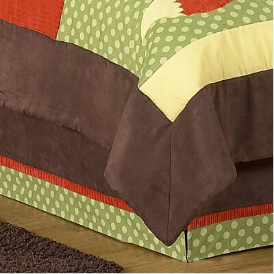 Forest Friends Queen Bed Skirt