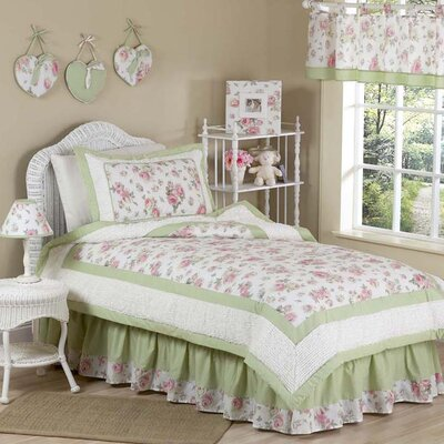 Rileys Roses Kid Twin Bedding Comforter Collection