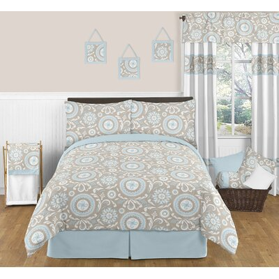 Hayden Cotton Queen Bed Skirt