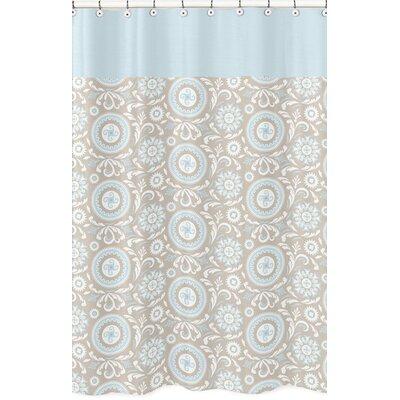 Hayden Cotton Shower Curtain