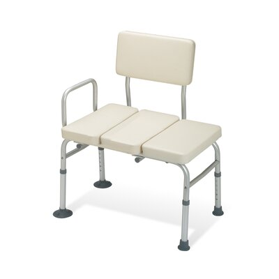 Assembled Padded Transfer Bench