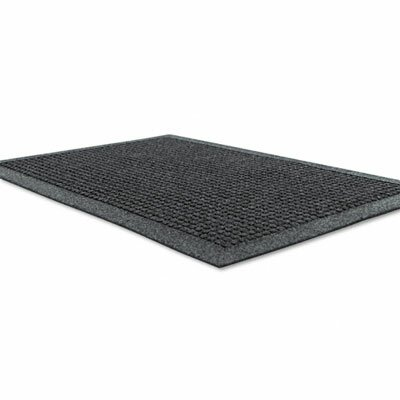 Solid Doormat Rug Size: Rectangle 3x5