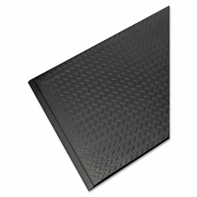 Solid Doormat Size: 36 H x 24 W