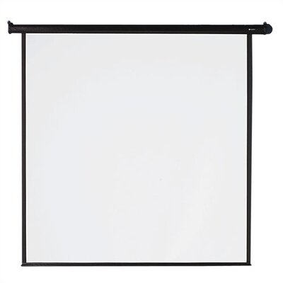 Matte White 70 diagonal Electric Projection Screen
