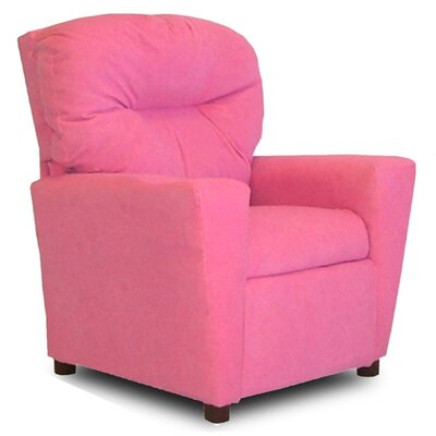 Kids Cotton Recliner with Cup Holder 10103