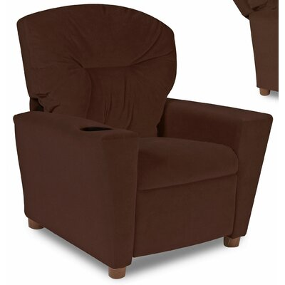 Kids Cotton Recliner with Cup Holder 13100