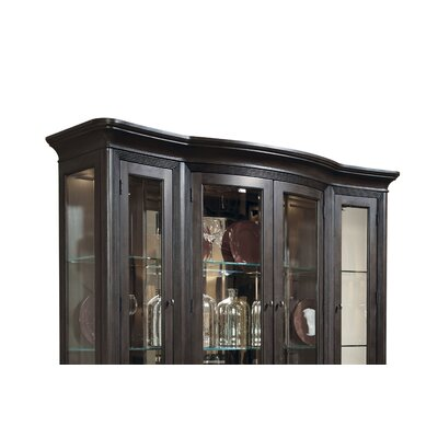 Optum Lighted China Cabinet Top