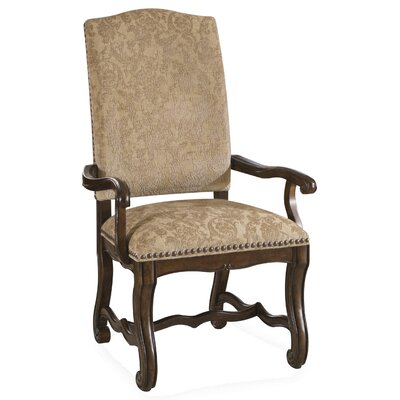 Coronado Arm Chair (Set of 2) Upholstery: Como